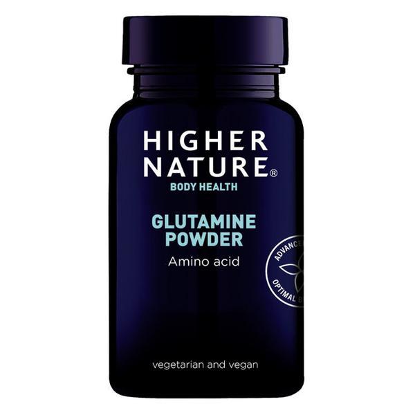 Amino Acid L-Glutamine Powder Gluten Free, Vegan