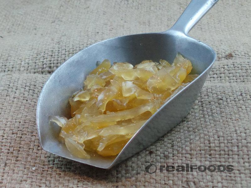 Ginger Shavings in Syrup