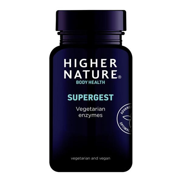 Supergest Food Supplements salt free