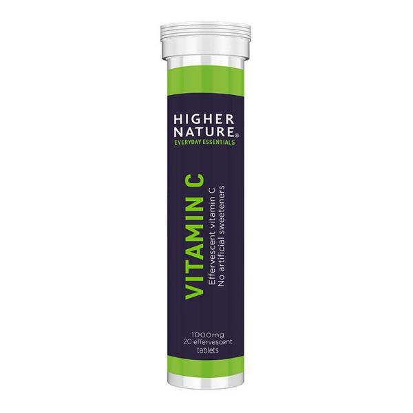 Effervescent Vitamin C