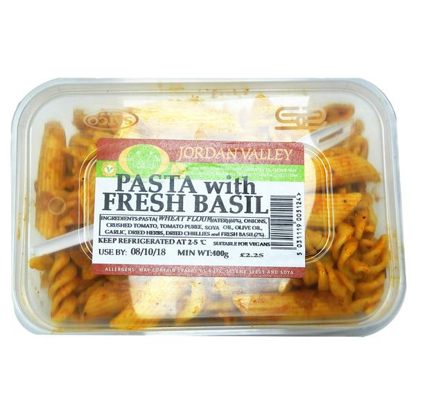 Ready Meal Pasta with Basil