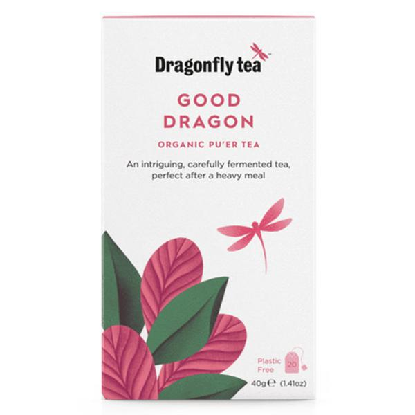 Skinny Dragon Pu'er Tea ORGANIC