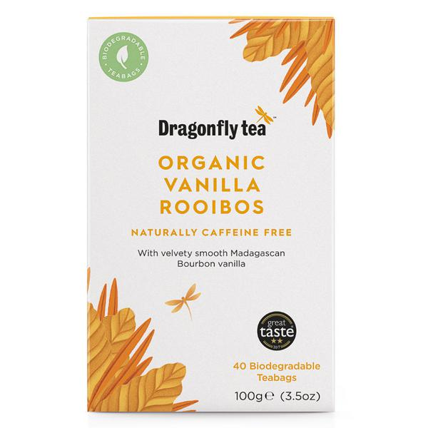 Rooibos with Vanilla Tea