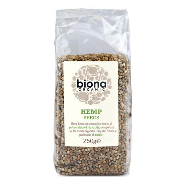 Hemp Seed ORGANIC