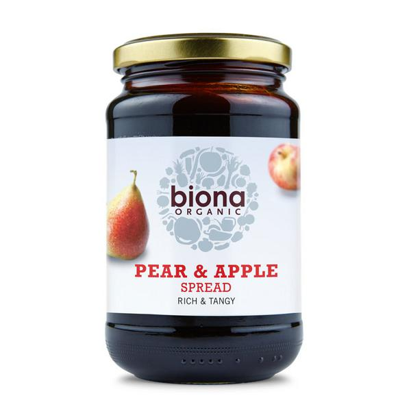 Pear & Apple Spread Gluten Free, no added sugar, yeast free, ORGANIC