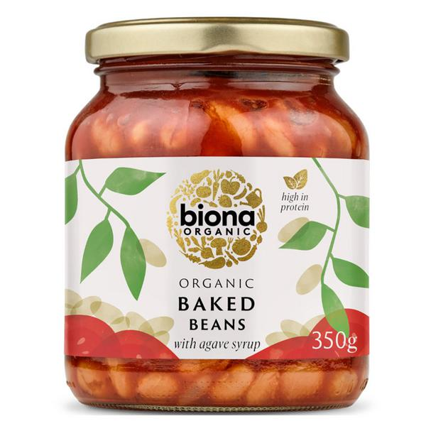 Baked Beans dairy free, no added sugar, Vegan, ORGANIC
