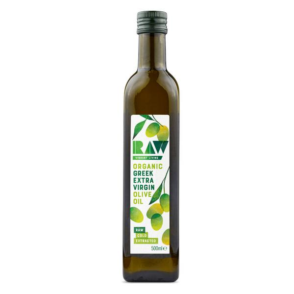 Greek Extra Virgin Olive Oil ORGANIC