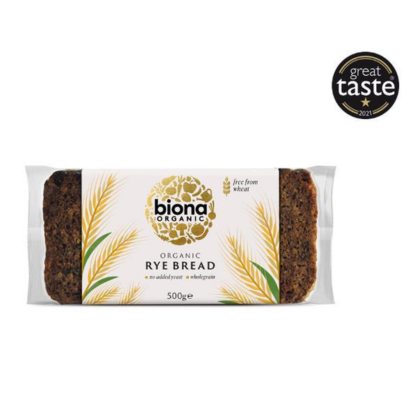 Rye Bread ORGANIC