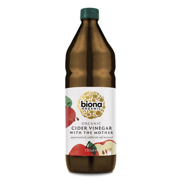 Cider Vinegar with the Mother ORGANIC