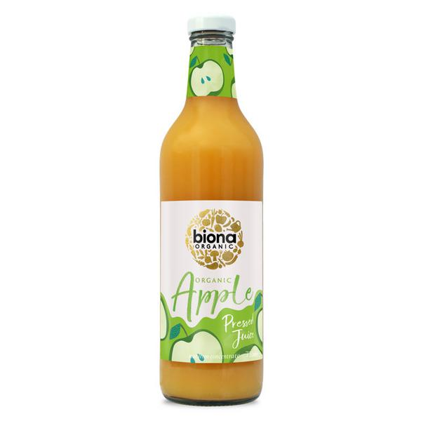 Fresh Pressed Apple Juice ORGANIC