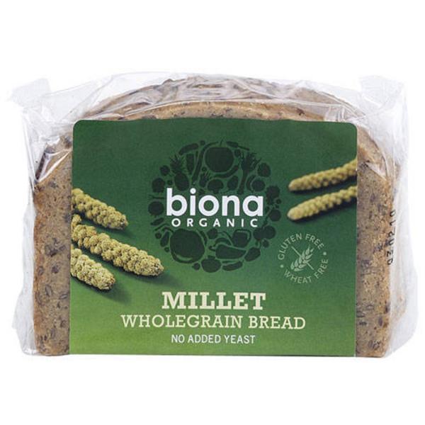 Millet Bread Gluten Free, ORGANIC