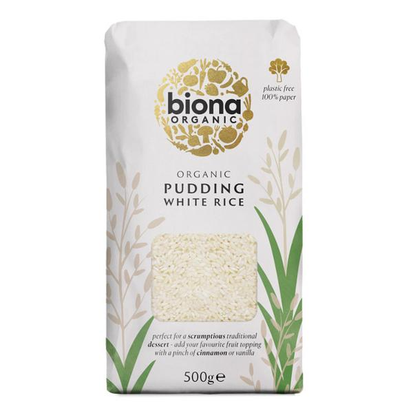 Pudding Rice ORGANIC