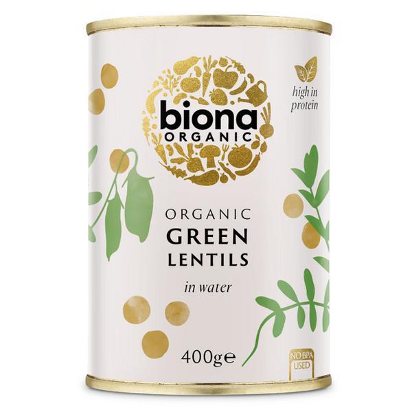 Lentils dairy free, Vegan, wheat free, ORGANIC