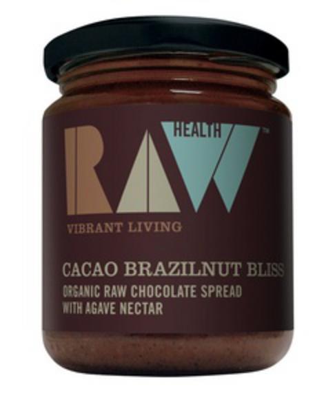 Cacao Brazil Nut Spread Raw Vegan, ORGANIC