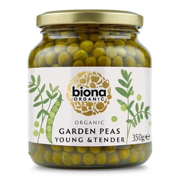 Garden Peas ORGANIC