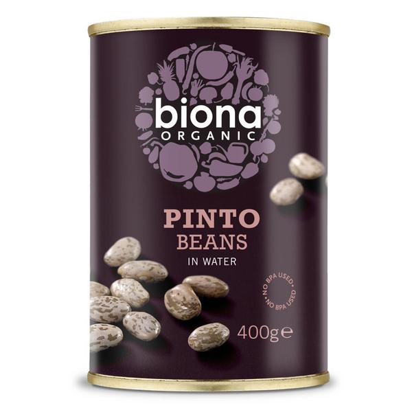Pinto Beans no added sugar, ORGANIC