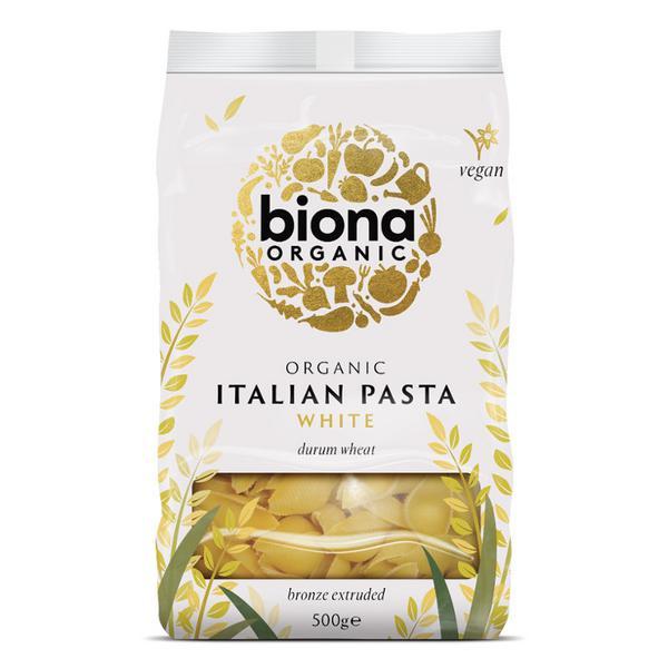 Conchiglie Pasta White ORGANIC