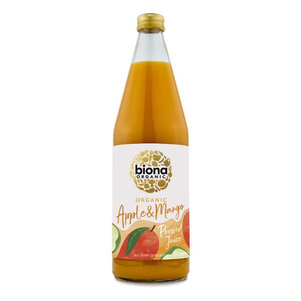 Apple & Mango Juice ORGANIC
