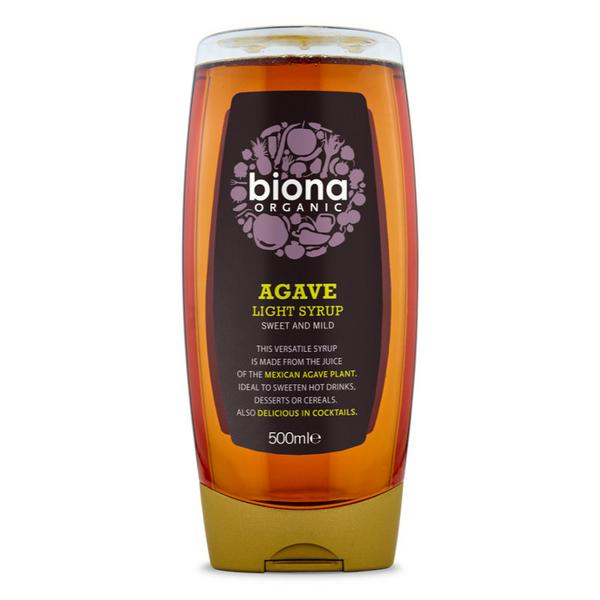 Light Agave Syrup Concentrated ORGANIC