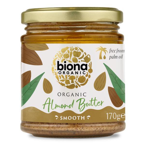 Almond Nut Butter ORGANIC