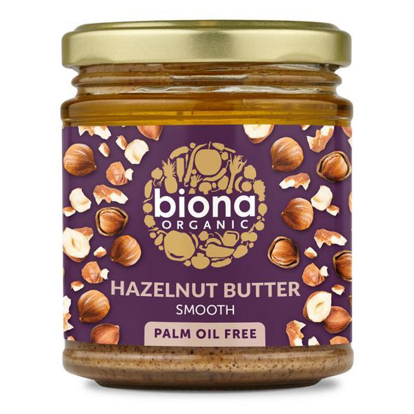Hazelnut Butter Vegan, ORGANIC