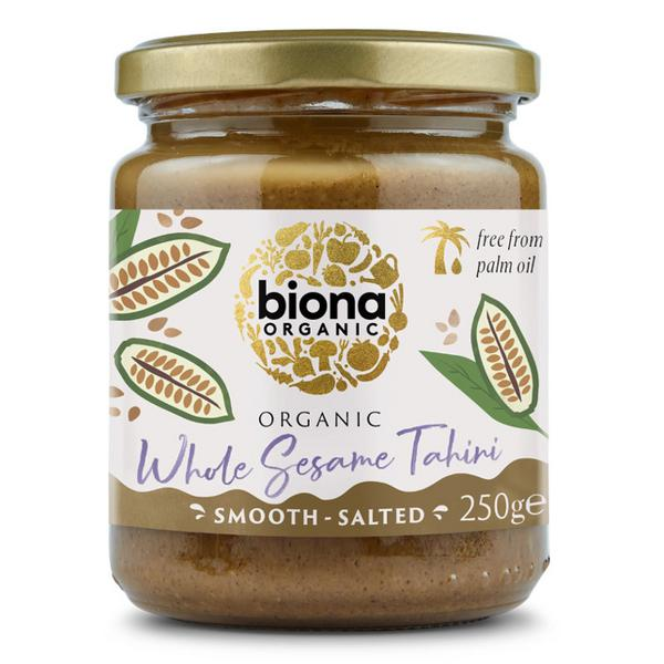 Whole Sesame Tahini ORGANIC