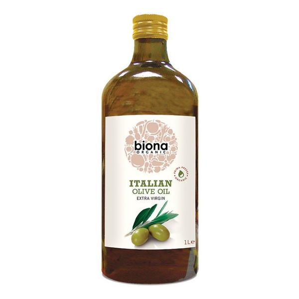 Italian Extra Virgin Olive Oil ORGANIC