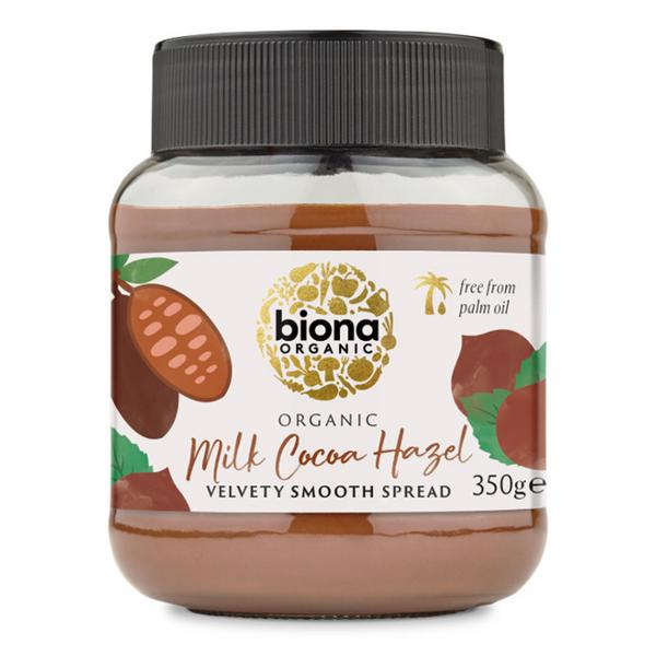 Milk Chocolate Spread Hazelnut ORGANIC
