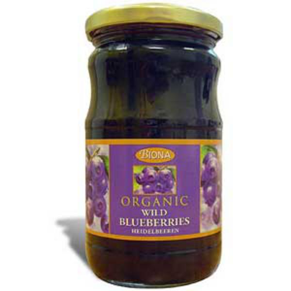 Wild Blueberries ORGANIC