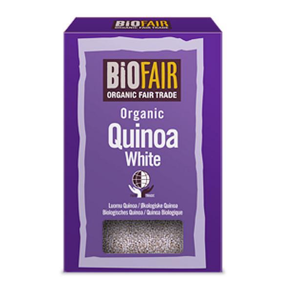 White Quinoa Grain FairTrade, ORGANIC