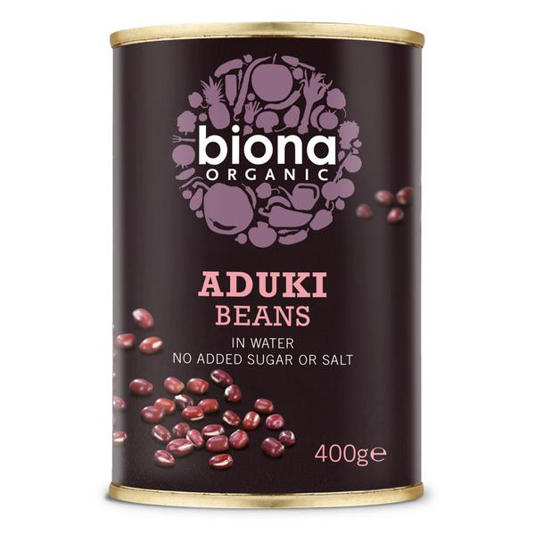 Aduki Beans no added sugar, ORGANIC