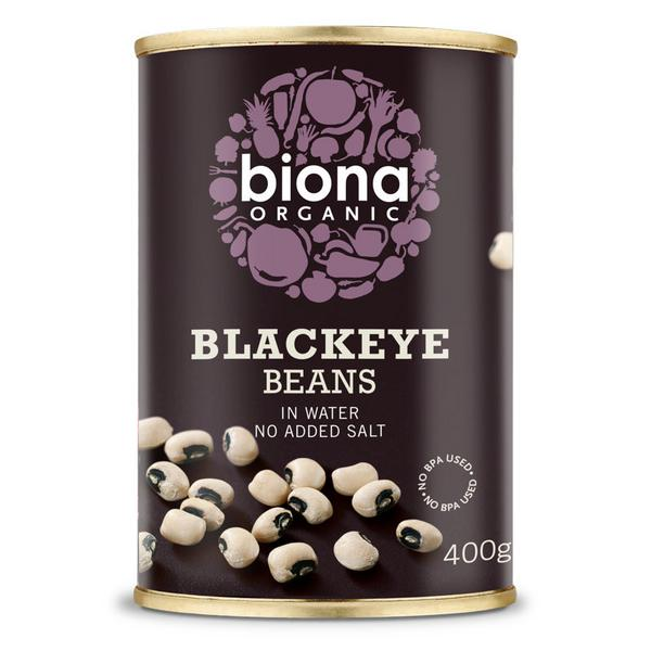 Blackeye Beans no added sugar, ORGANIC