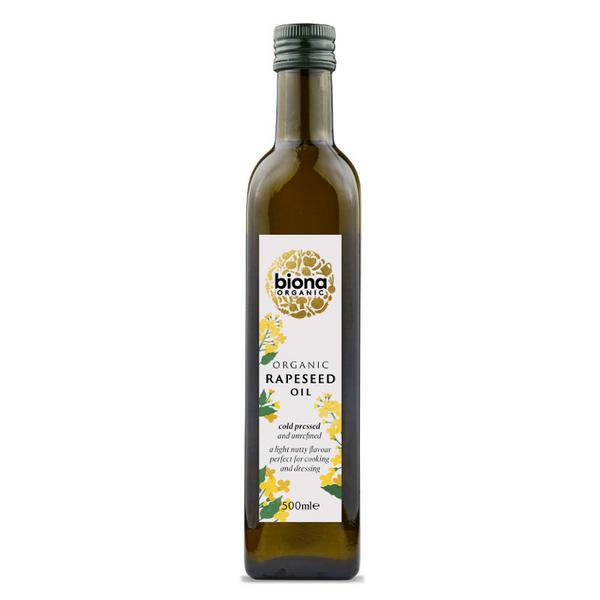 Cold Pressed Rapeseed Oil ORGANIC
