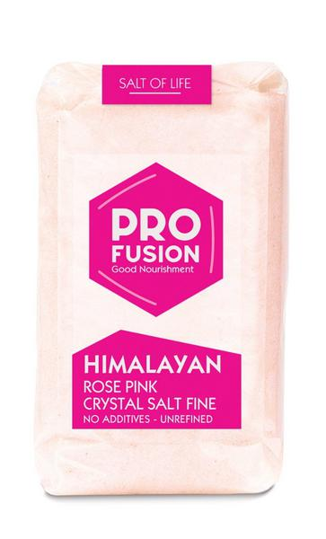Himalayan Rose Pink Rock Salt Fine