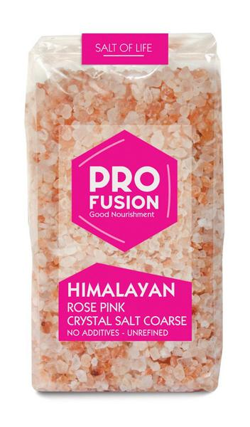 Himalayan Rose Pink Rock Salt Coarse