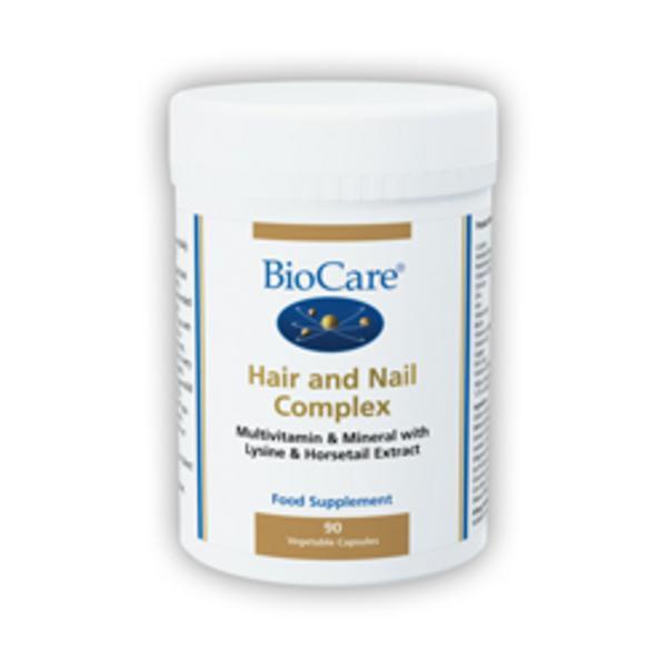 Hair & Nail Nutrient Supplement