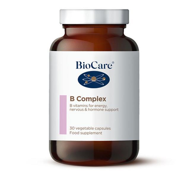 Vitamin B Complex Vegan, yeast free