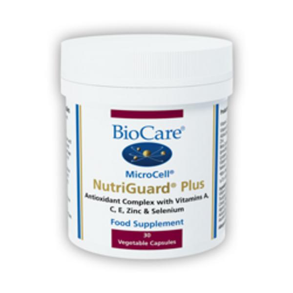 MicroCell NutriGuard Plus Antioxidants Vegan