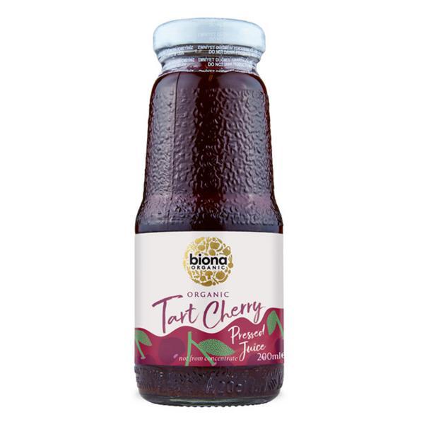Pure Tart Cherry Juice ORGANIC