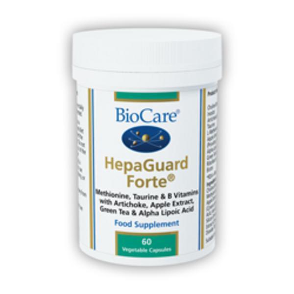 HepaGuard Forte Supplement Vegan