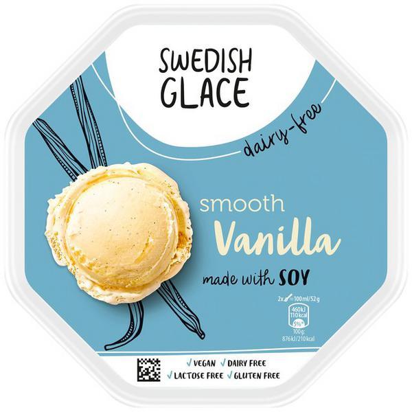 Vanilla Dairy Free Ice Cream