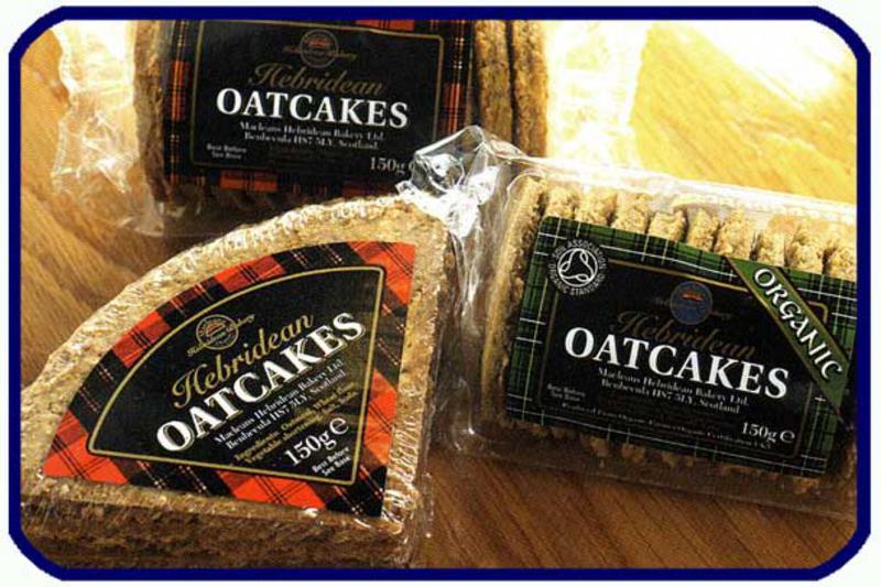 Round Oatcakes