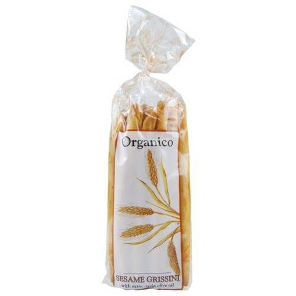 Sesame Grissini Breadsticks ORGANIC