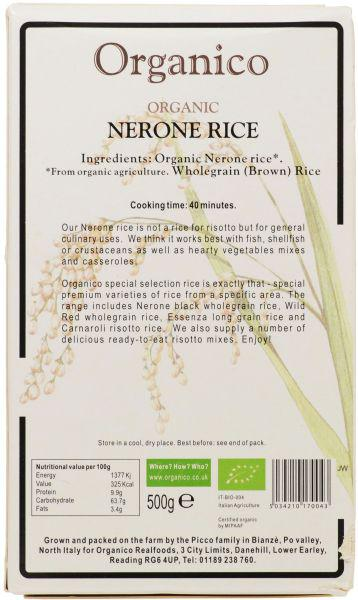 Nerone Black Rice ORGANIC image 2