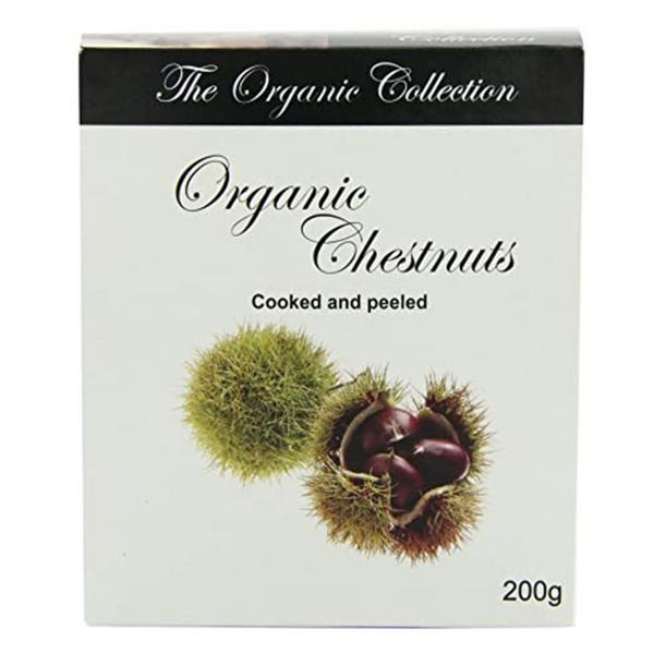 Chestnuts Cooked Peeled ORGANIC