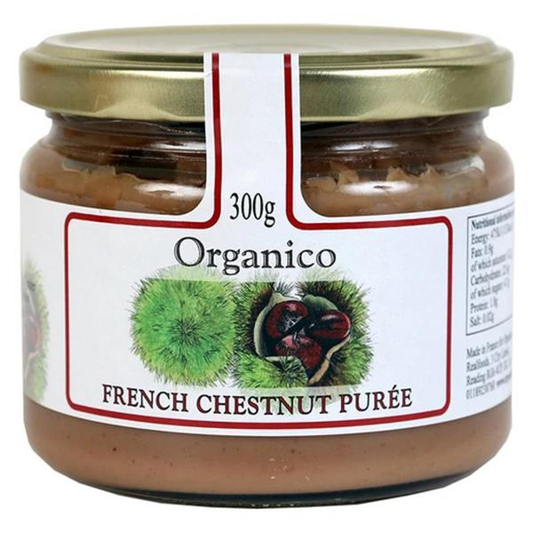 Chestnut Puree no added sugar, ORGANIC