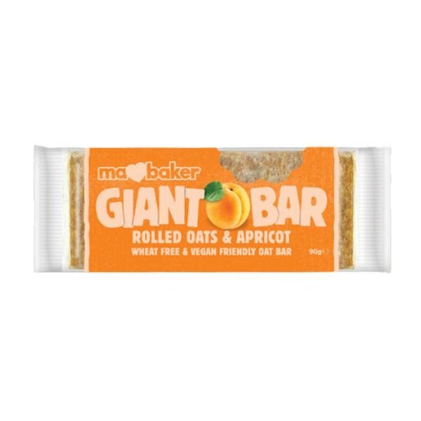 Apricot Fruit Bar Giant Vegan, wheat free