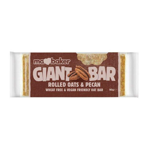 Pecan Fruit Bar Giant Vegan, wheat free