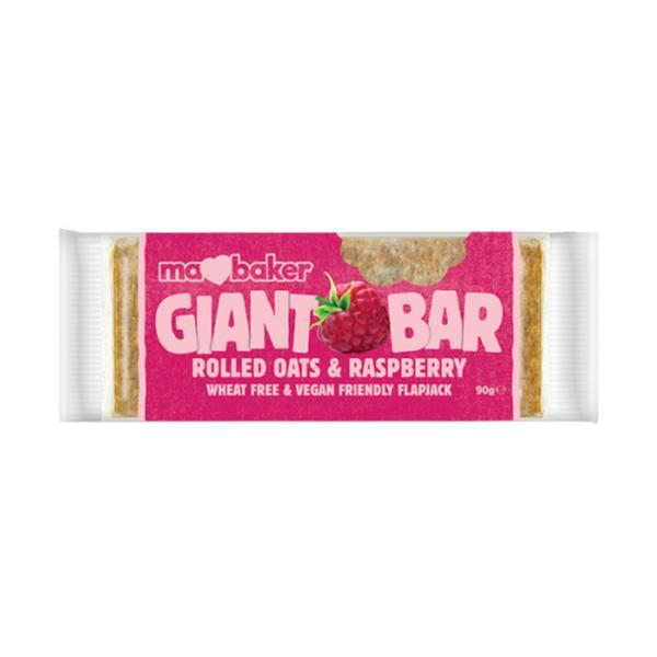 Raspberry Fruit Bar Vegan, wheat free