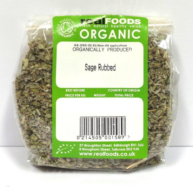 Rubbed Sage ORGANIC image 2